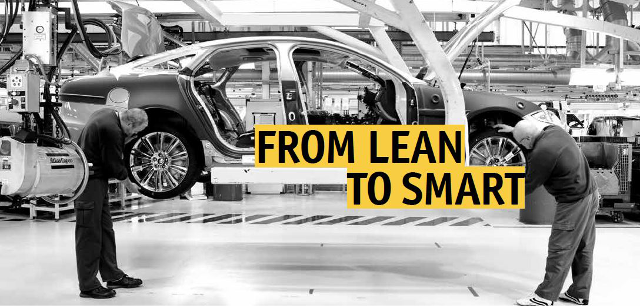 From Lean to smart