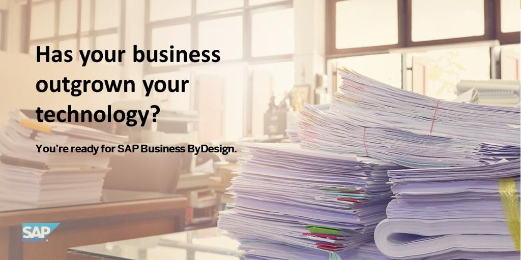 Is SAP Business ByDesign right for me?