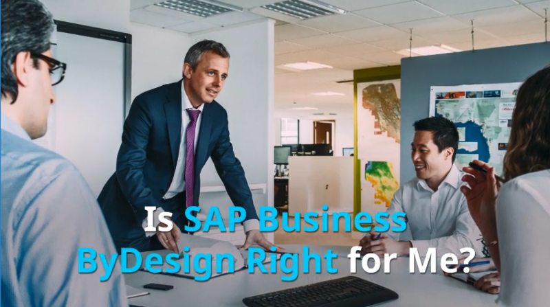 How will Business ByDesign benefit my business?