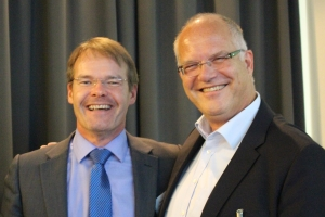 Rainer Zinow of Business ByDesign and Bob