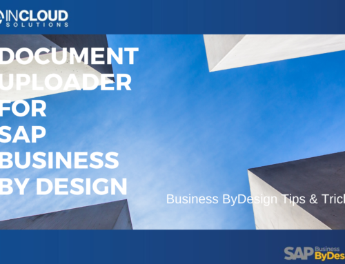 Document Uploaders for SAP Business ByDesign