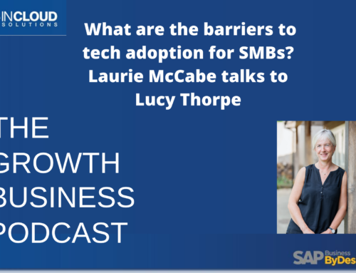 Barriers to Adopting New Technology for SMBs with Laurie McCabe