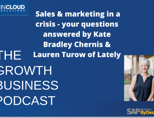 How do we do sales & marketing in a virus crisis?