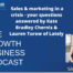 The Growth Business - sales and marketing in a virus crisis