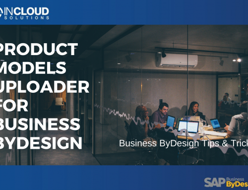 Product Models Uploader for Business ByDesign