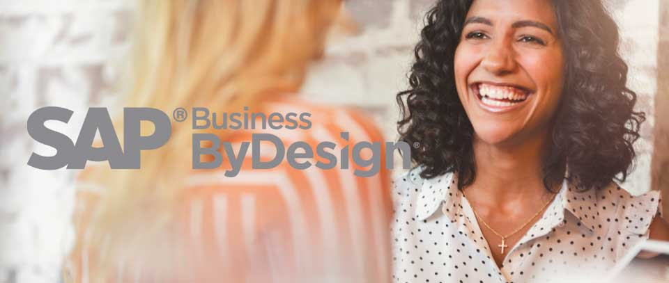 SAP Business ByDesign Demo - Initial Contact