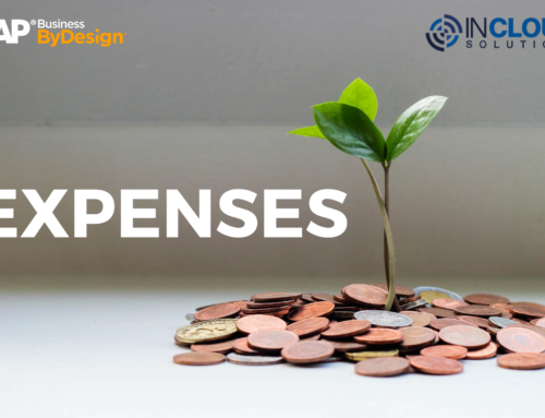 Managing Expenses in SAP Business ByDesign