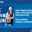 employee advocacy, employee adcovates
