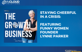 Lynne Parker Cheerful in a crisis