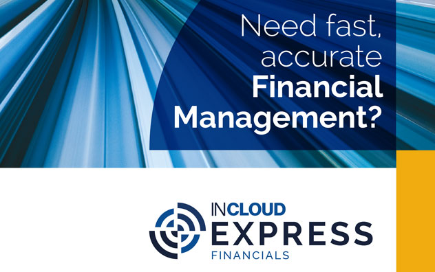InCloud Express Financials Need Fast, Accurate Financial Management