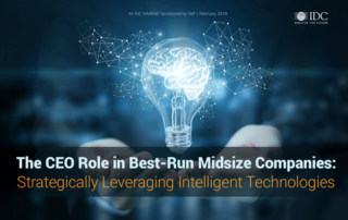 SAP Business ByDesign Whitepaper The CEO Role in Best-Run Midsize Companies