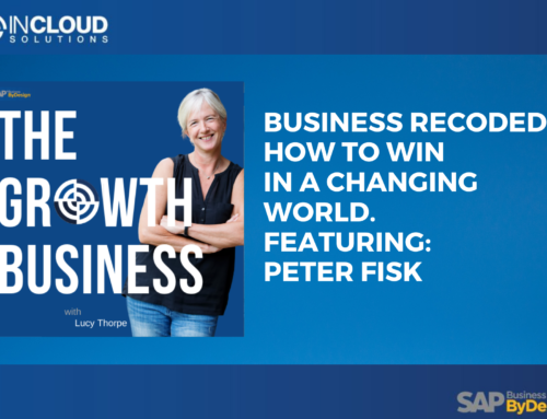Business Recoded: How to Win in a Changing World