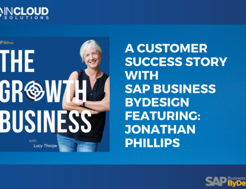 A Customer Success Story with SAP Business ByDesign
