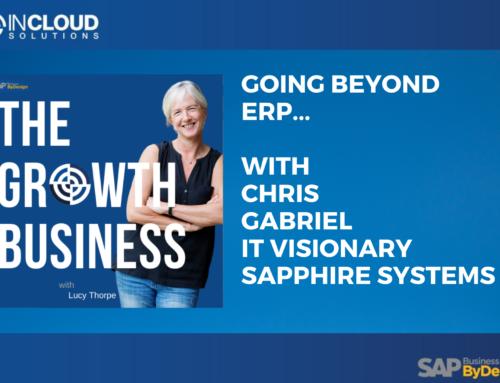 Beyond ERP with Chris Gabriel